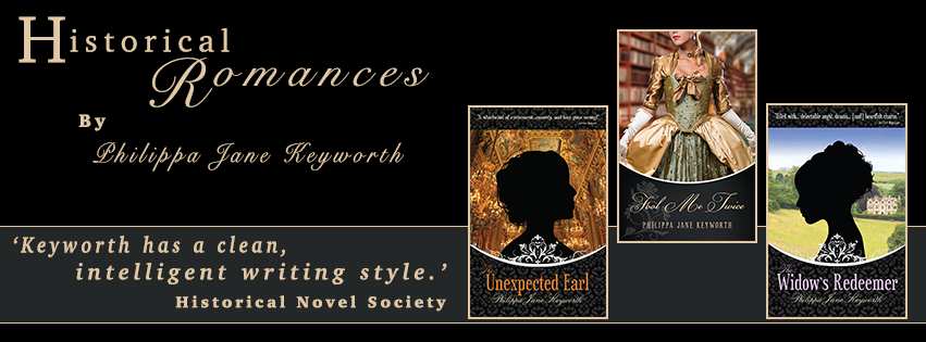 Historical Romances - Philippa Jane Keyworth