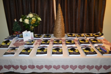 The Widow's Redeemer Launch Party - Philippa Jane Keyworth