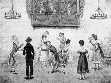 1817 - Accidents in Quadrille Dancing