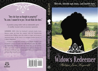 The Widow's Redeemer UK Giveaway