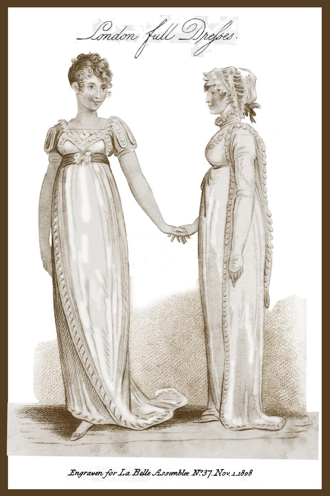 Philippa Jane KeyworthWhy is Regency fashion soseductive?