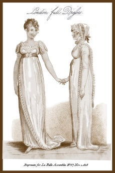 Why is Regency fashion so seductive? - Philippa Jane Keyworth - Regency Romance Author
