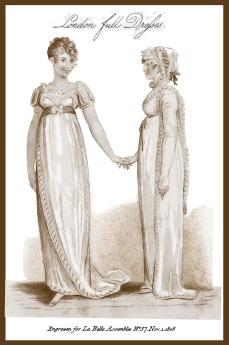 Why is Regency fashion so seductive? - Philippa Jane Keyworth - Regency Romance Author