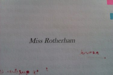 Miss Rotherham Novel by Philippa Jane Keyworth