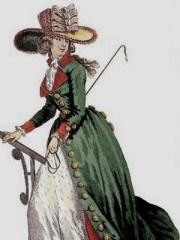 Redingote Regency Jacket - Philippa Jane Keyworth - Regency Romance Author