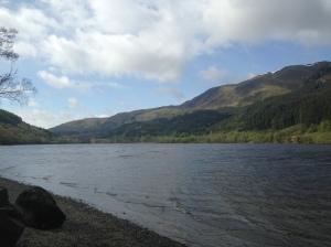 Scottish Loch - Scotland - Philippa Jane Keyworth