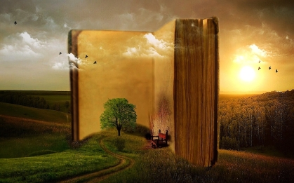 World in a book