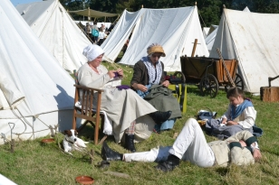 Napoleonic Wars | Re-Enactment Historical Research for Authors | Philippa Jane Keyworth