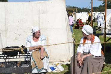 18th Century | Re-Enactment Historical Research for Authors | Philippa Jane Keyworth