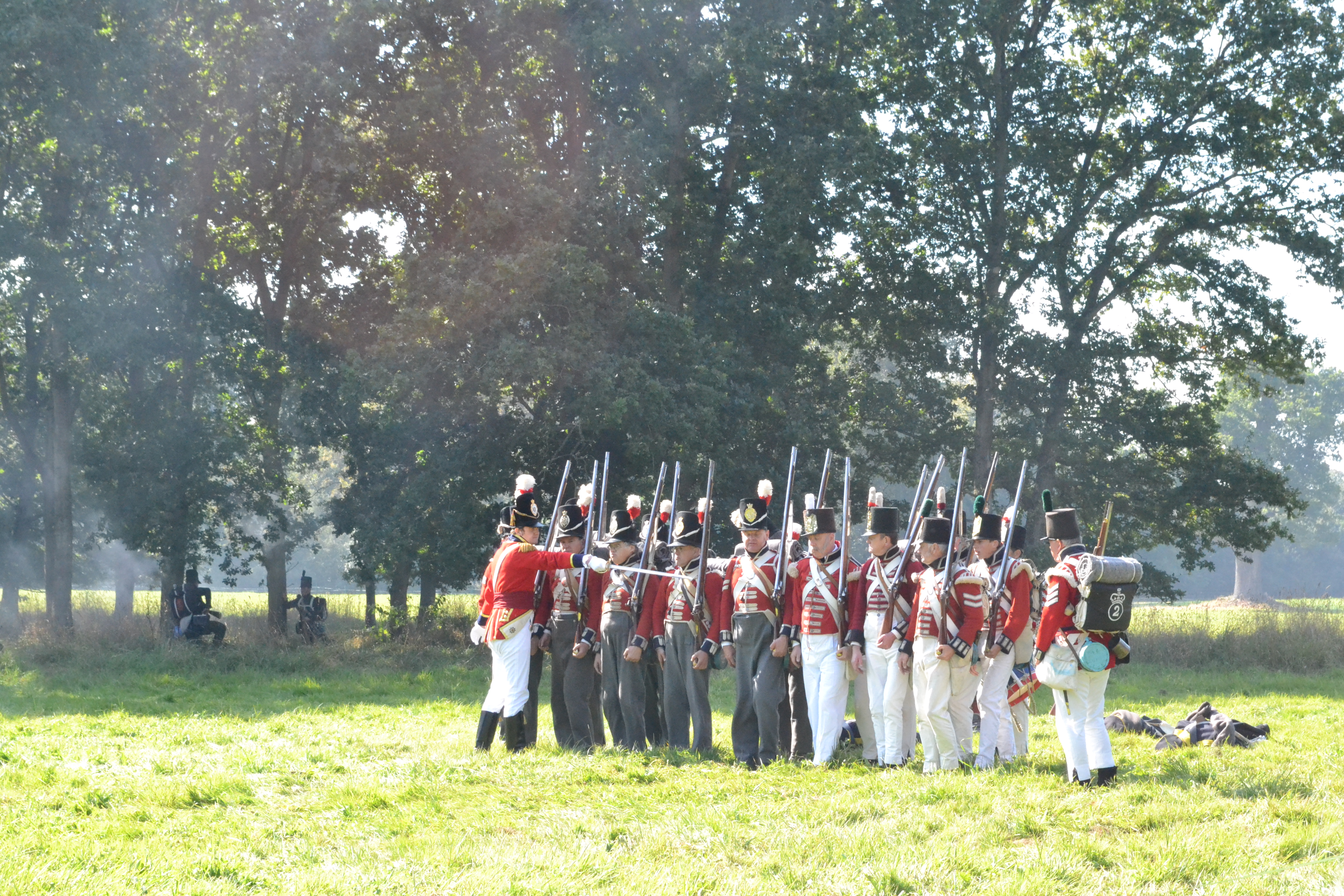 Napoleonic Wars   Re-Enactment Historical Research for Authors   Philippa Jane Keyworth