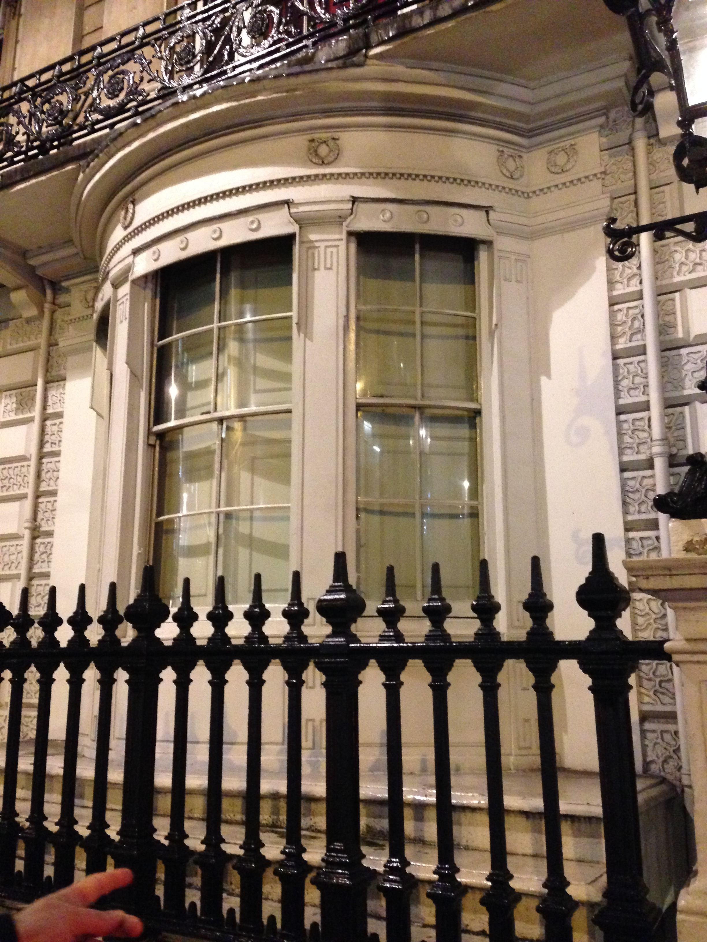 White's Club | Regency London | Philippa Jane Keyworth