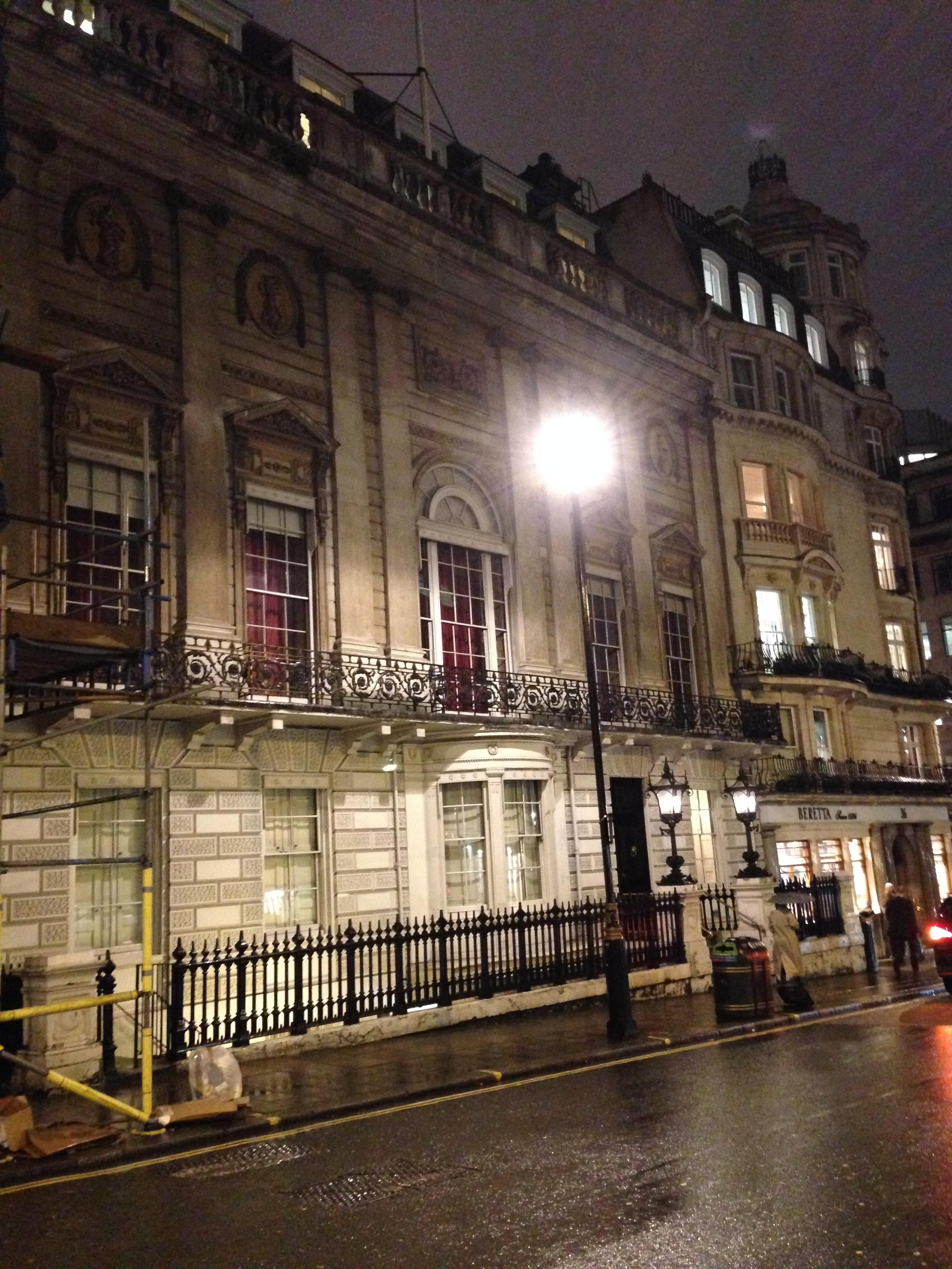 White's Gentleman's Club | Regency London | Philippa Jane Keyworth