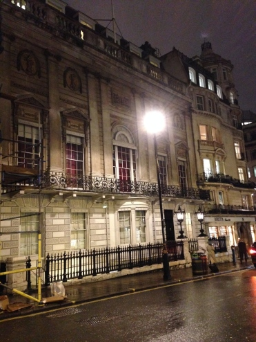 White's Gentleman's Club | Regency London | Philippa Jane Keyworth
