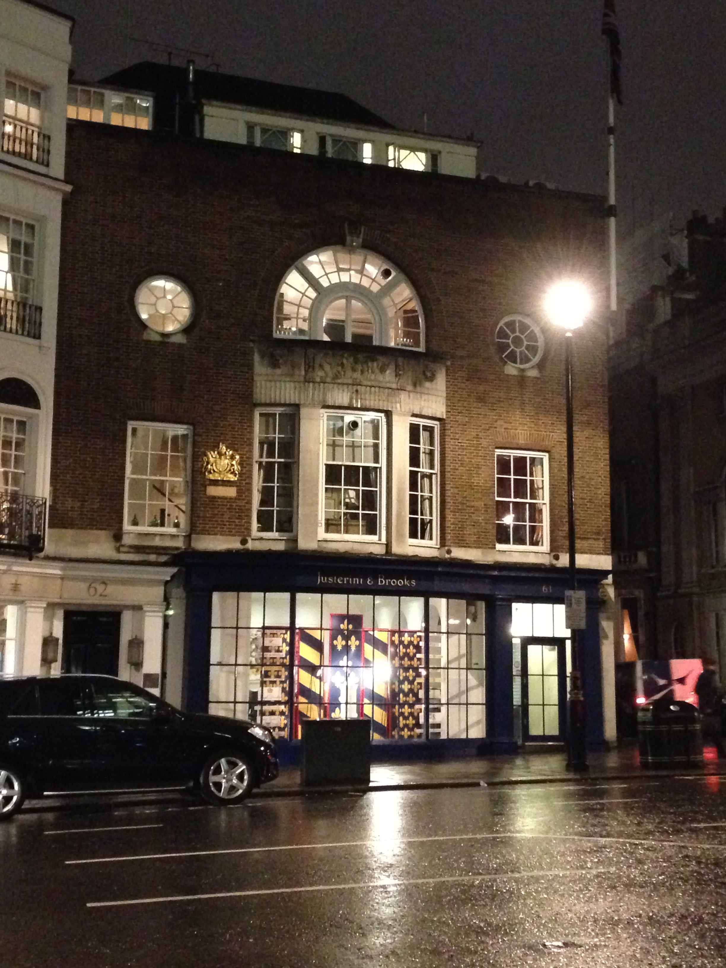 Brook's Club | Regency London | Philippa Jane Keyworth