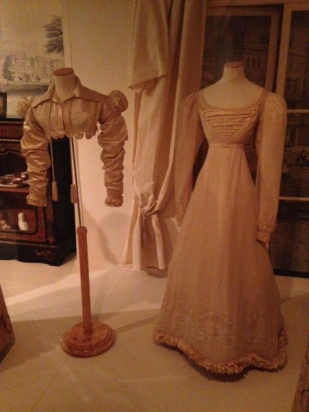 Spencer Jacket and Regency Dress c.1820 | Historical Dress | Philippa Jane Keyworth