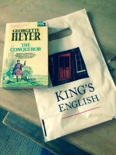 King's English Bookshop | Historic Canterbury | Philippa Jane Keyworth