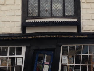Canterbury King's English Bookshop | Historic Canterbury | Philippa Jane Keyworth