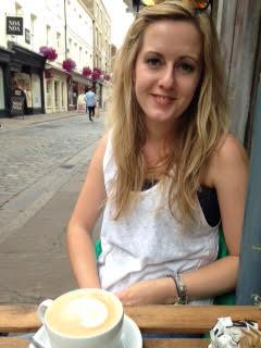 Canterbury Coffee | Historic Canterbury | Philippa Jane Keyworth