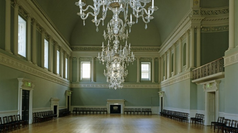 The Assembly Rooms, Bath - National Trust