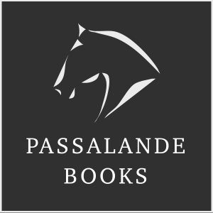Passalande Books Logo - Philippa Jane Keyworth